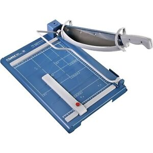 Dahle Premium Guillotine Paper Trimmer With Laser Guide