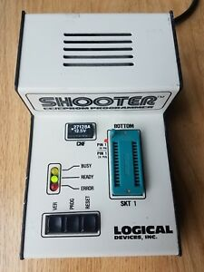 Logical Devices Shooter Ee eprom Prompro Chip Programmer Rs 232