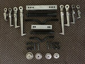 Snap On Gear Puller Set Cj2002 With Stepped Plates And Extra Jaws