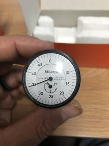 Mitutoyo Drop Dial Indicator 001 200 No 1166