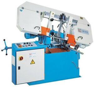Brand New Knuth Horizontal Fully Automatic Band Saw Abs 320b
