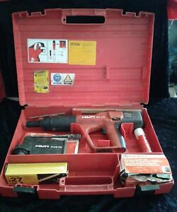Hilti Dx A41 Powder Actuated Variable Power Nail Gun Fast Free Shipping