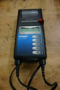 Electronic Battery Tester Midtronics Mdx p300 Used Free Shipping