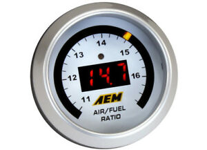 Aem Performance Electronics Wideband Uego Air Fuel Ratio Gauge 30 4110