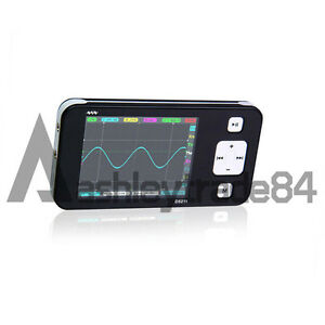 Portable Handheld Pocket sized Nano Digital Storage Oscilloscope Dso211