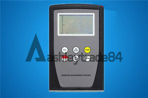 New Digital Surface Roughness Tester Meter Gauge Range Ra Rz Srt 6100