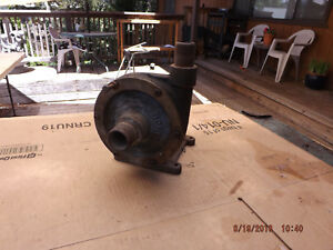 Vintage North City Hit Miss Water Pump Gold Dredge Pump 1 3 4 To 1 1 4