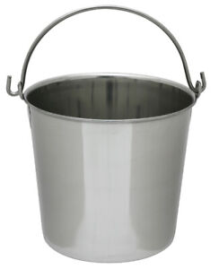 Lindy s Stainless steel Pail 13 Qt