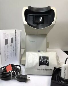 Zeiss Humphrey Fdt 710 Visual Field Analyzer In Excellent Condition