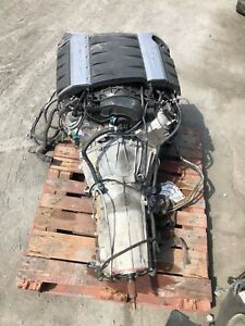 2012 Chevy Camaro Super Sport Automatic Transmission Ls3 L99 Engine 823 12621766