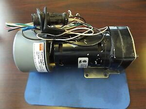 Wholesale Liquidation Dayton 6z080 Gearmotor Rpm124 1 20hp 115volts 60 50hz