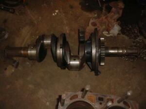 Original John Deere 70 720 730 Tractor Diesel Engine F1910r Crankshaft Jd