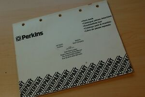 Perkins Engine Parts   MCS Industrial Solutions and Online Business