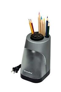 Wendex 6 hole Heavy duty Vertical Electric Pencil Sharpener For School Office
