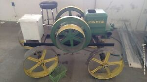 John Deere Hit Miss Stationary Engine