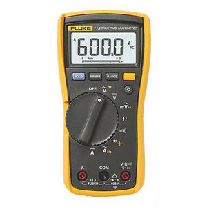 Fluke 115 True Rms Multimeter