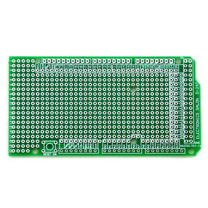 100pcs Prototype Pcb For Arduino Mega 2560 R3 Shield Board Diy
