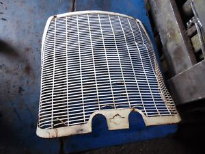 1961 Allis Chalmers D17 Gas Farm Tractor Grill Screen