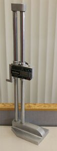 Mitutoyo 192 606 Digimatic Electronic Height Gage