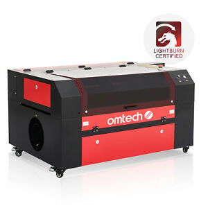 50w 12 x8 Usb Co2 Laser Engraver Cutter Engraving Cutting Machine 300 X 500mm