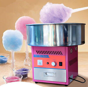 Ce Electric Commercial Candy Floss Making Machine Cotton Sugar Maker