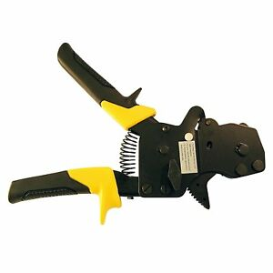 Apollo Pex One Hand Cinch Clamp Tool Release Ratchet Pinch Crimping Wrench New