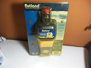 Rutland Electric Fencing Esb150 Battery Energiser 25 42 Joules made In Usa