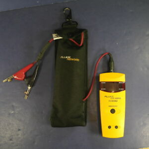 Fluke Ts100 Pro Cable Fault Finder Good Condition