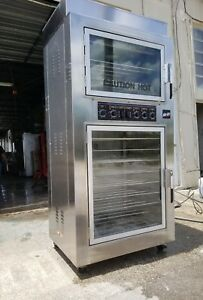 Nu vu Electric Convection Oven Proofer From Subway