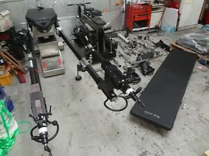 Mizuho Osi 6850 Profx Orthopedic Fracture Trauma Surgical Table W Imaging Top