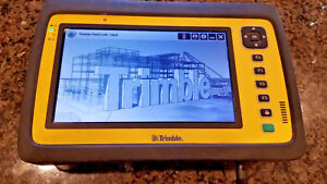 Trimble Yuma 2 Tablet Robotic Total Station Data Collector 2 4ghz