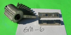 Hey Gm 6 Cam Set Gm 6a Carriages Codes Curtis Model 15 Key Cutter Clipper