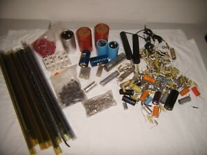 Electronic Lot Ic s capacitor s Laser s Ect