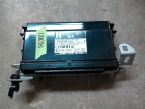 Keyless Entry Computer 88281ag73a Module 2008 08 Subaru Legacy Outback 29267
