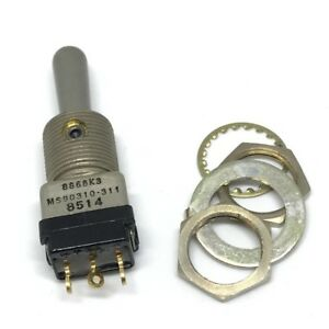 On Off Momentary On Ms90310 311 8868k3 Toggle Switch