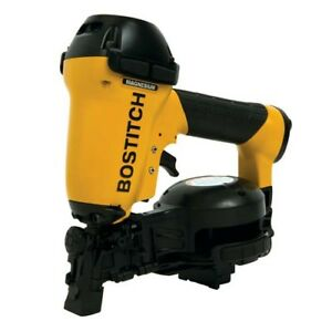 Bostitch Rn46 1 Industrial Coil Rotating Nailer Free Shipping
