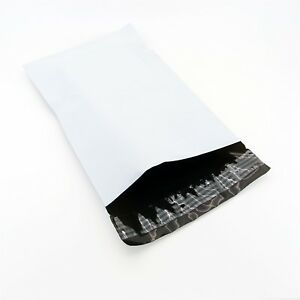 100 Large 14 5x19 Self Seal Poly Mailer Plastic Shipping Mailing Envelopes Bags