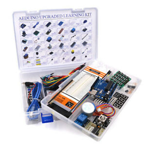 Ultimate Starter Learning For Arduino Mega 2560 Lcd1602 Servo Processing