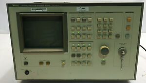 Anritsu Ms96a Optical Spectrum Analyzer 600 1600nm