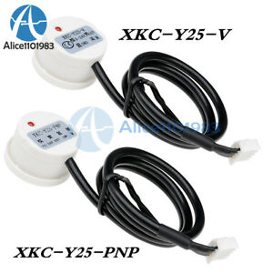 Non contact Liquid Water Level Sensor Induction Switch Detector Xkc y25 v y25pnp