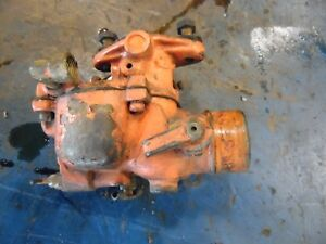 1959 Allis Chalmers D 10 Farm Tractor Carburetor