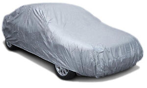 Xx large Car Cover Water Proof 130g Peva With Cotton Backing 225x80x47 Out Door