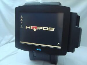 Hiopos Plus Complete Pos System Cash Register Printer Touch Screen Wifi Ssd