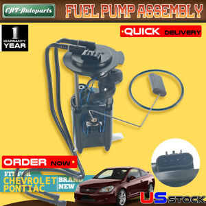 Fuel Pump Assembly For Chevrolet Cobalt Pontiac G5 2 2l 2009 2010 E3782m P76680m