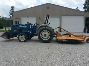Tractor 1993 Ford Diesel 2120