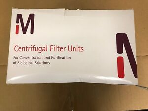 Millipore Amicon Ufc903024 Ultra 15 Centrifugal Filters Ultracel 30 K Lot Of 18