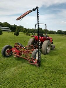 Massey Ferguson 7ft Sickle Bar Mower With All New Teeth Free Shipping