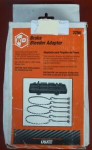Kd Tools Gearwrench 3294 Brake Bleeder Adapter Up To 4 1 8 X 8 3 8 New