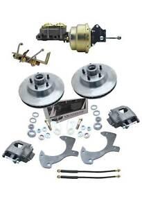 1957 1968 Ford Full Size Galaxie Front Power Disc Brake Conversion Kit Valve