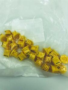 New 25 Pack Pentair Hypro Uld120 02 Spray Tips Yellow